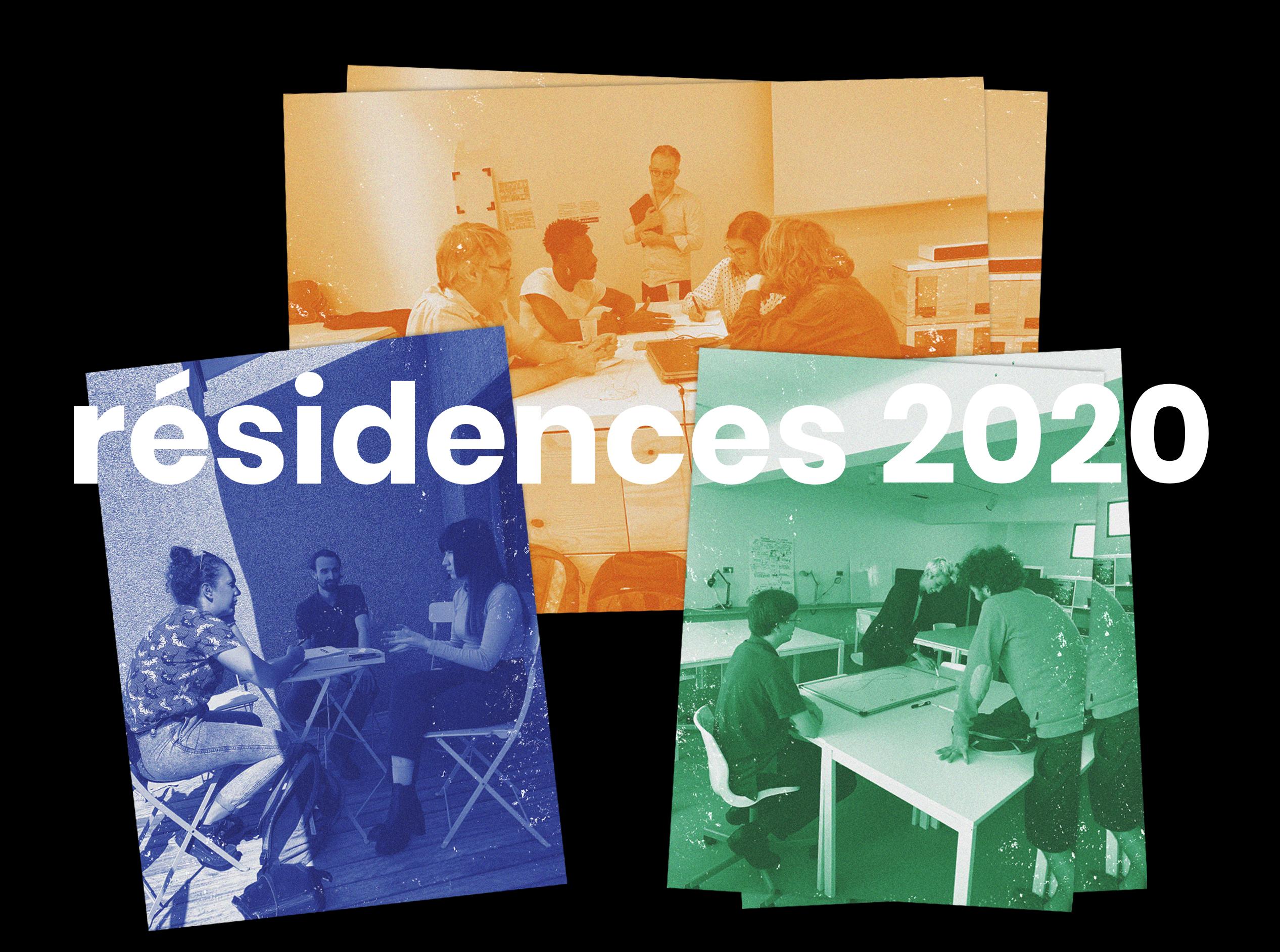 résidences2020